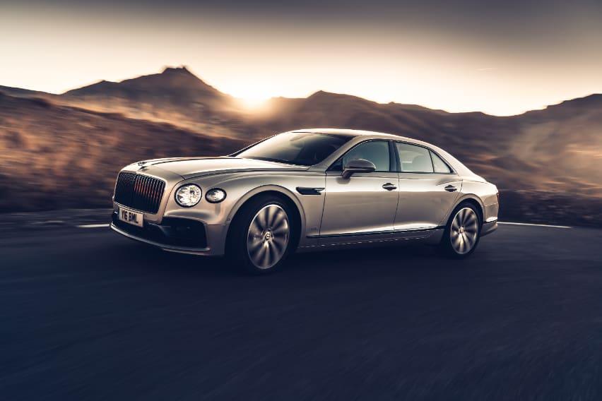 Bentley offers new three-dimensional wood trim