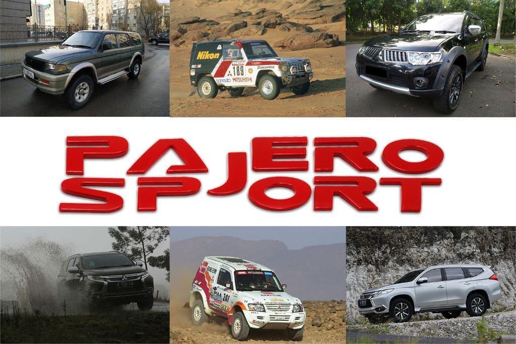 FEATURE: Darah Reli Dakar di Nadi Mitsubishi Pajero Sport