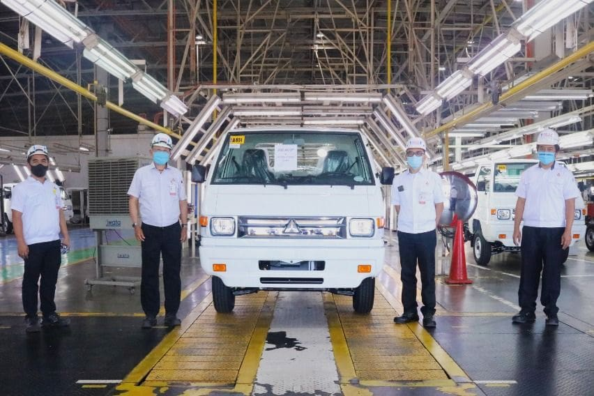 Mitsubishi L300 show sales resilience in August 2020