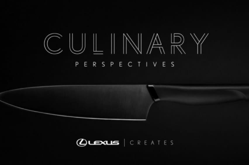 Lexus International launches digital cookbook