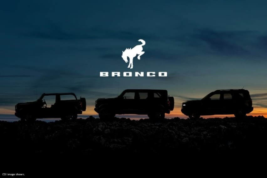 Ford will release an 8-part podcast telling the Bronco's story