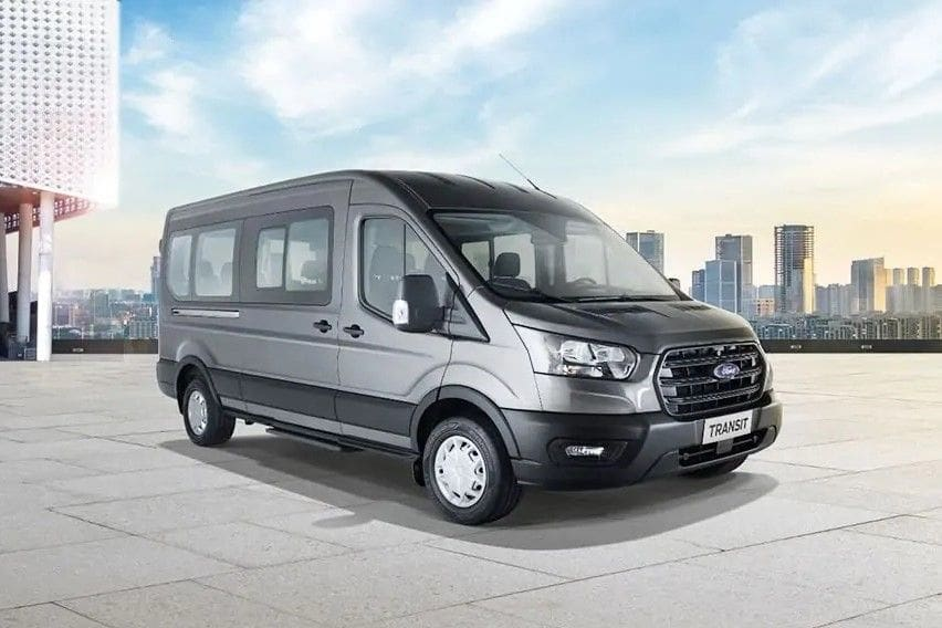 Ford Transit PHEV now comes with automatic electric mode