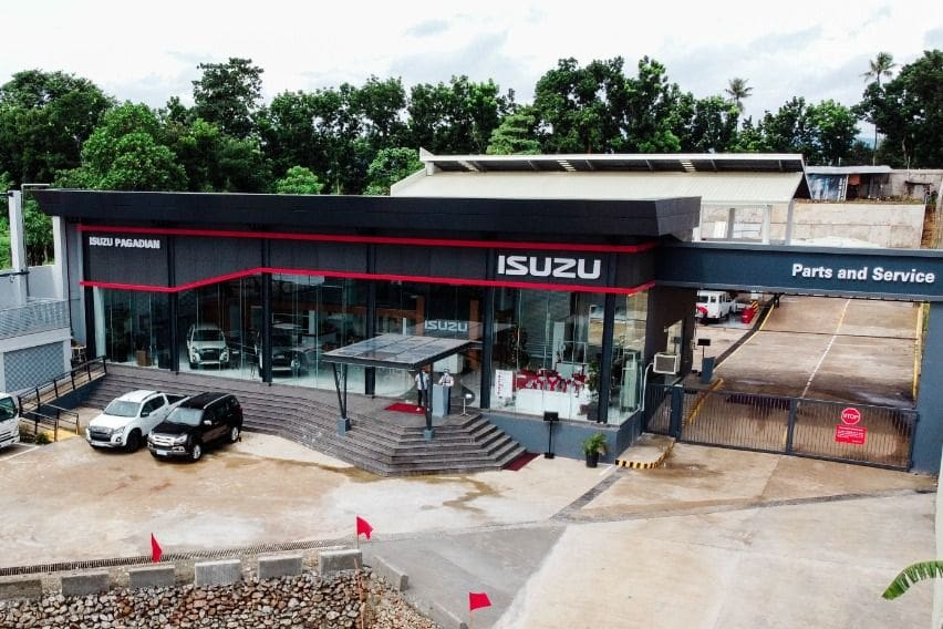 Isuzu PH opens 3rd IOS dealership facility in Pagadian City