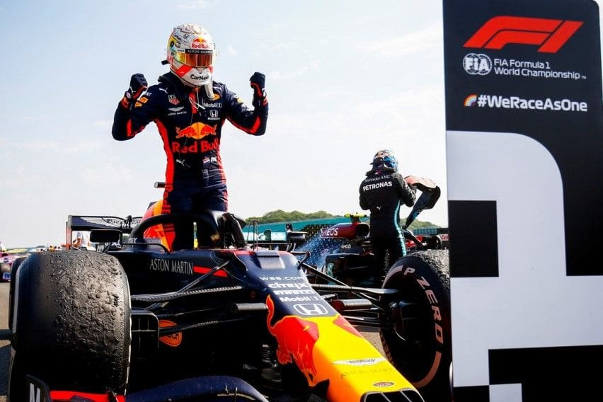 Verstappen steers Honda to first F1 win of 2020