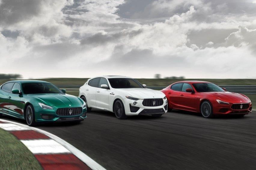 Maserati Ghibli, Quattroporte now part of Trofeo family