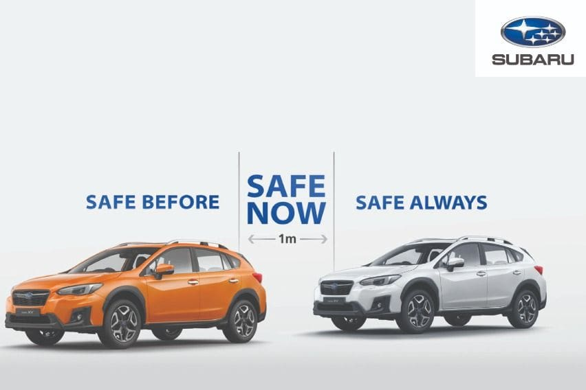 Subaru offers P200k cash savings on XV, Forester purchases this month
