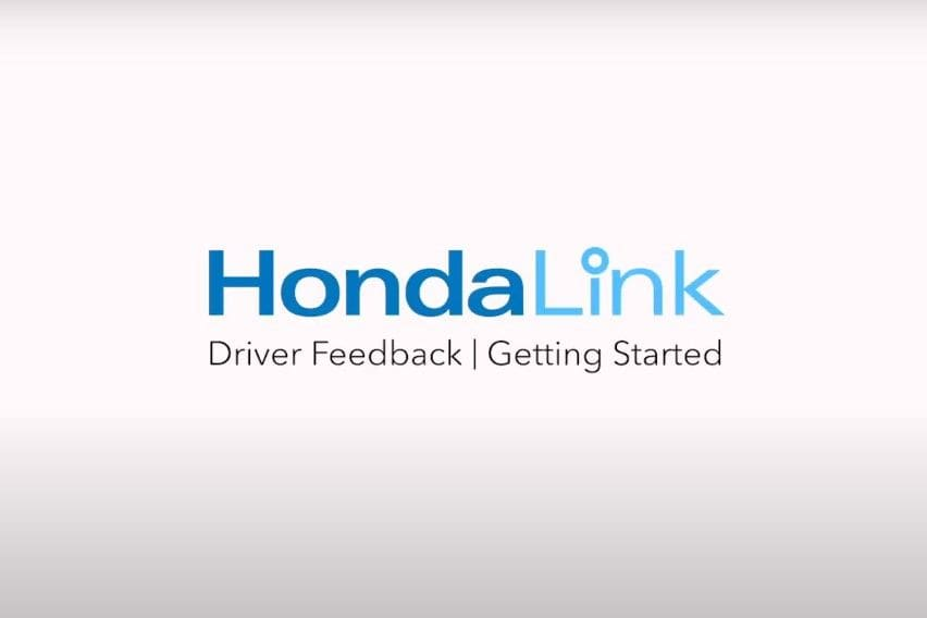 New Driver Feedback feature helps Honda and Acura drivers improve