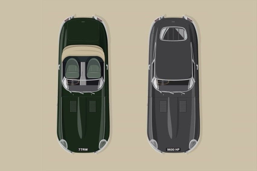 Jaguar approaches E-type's 60th with anniversary tribute edition