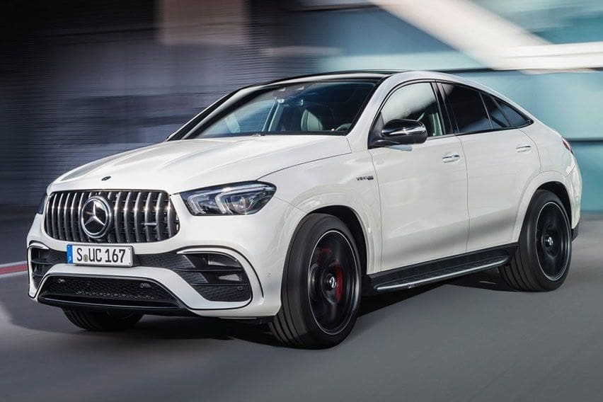 Mercedes-Benz GLE63 S AMG Coupe