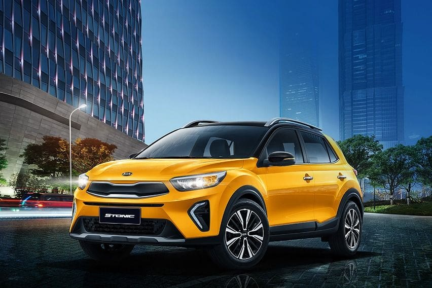 Upcoming Kia Stonic eyed to be the next 'game-changer'