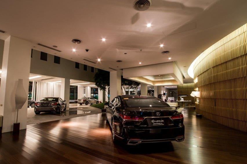 Lexus Manila