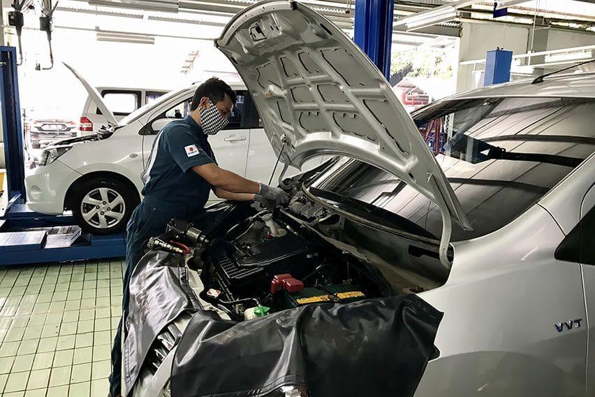Suzuki bengkel