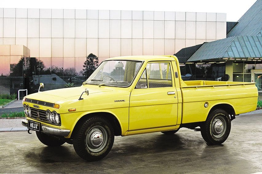 Toyota Hilux Generasi 1