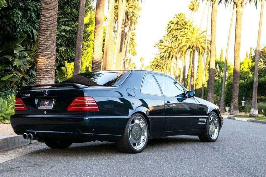Mercedes-Benz S600 Lorinser ex Michael Jordan