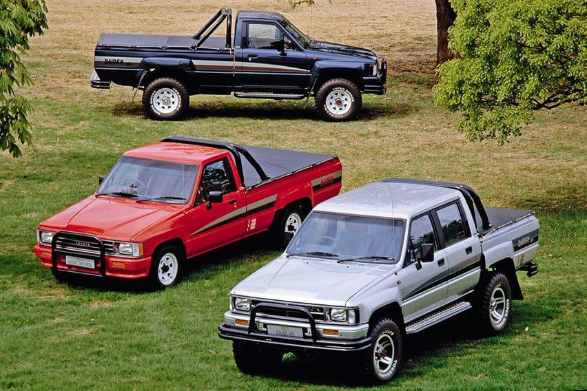 Toyota Hilux Generasi 4
