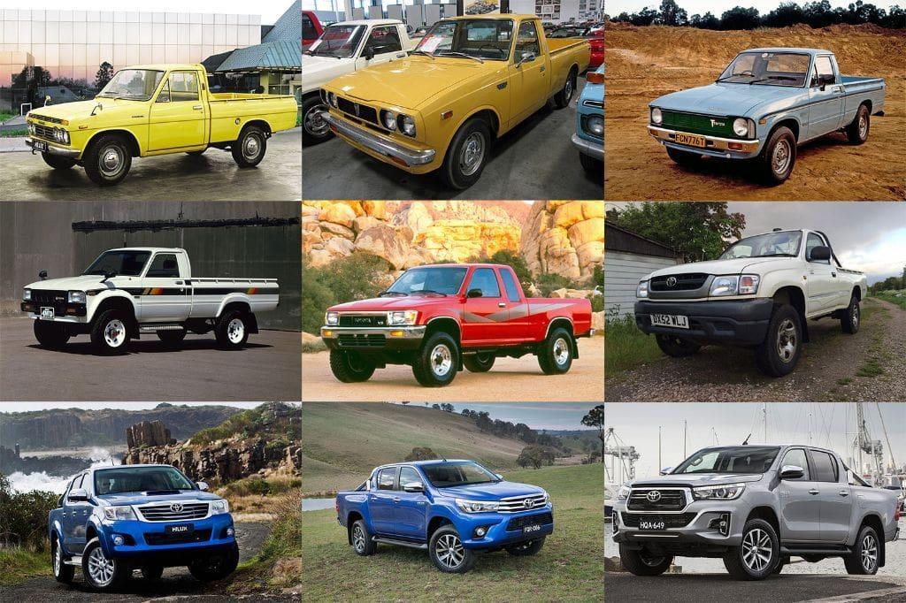 FEATURE: Sejarah Toyota Hilux, Masa Awal Kelahiran (Part 1)