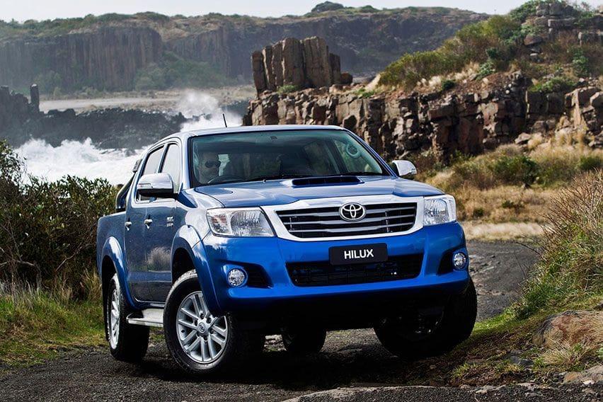Toyota Hilux Generasi 7