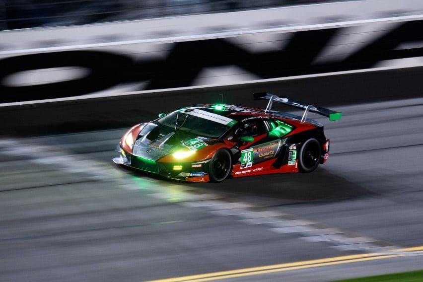Huracan EVO 24 Hours of Daytona