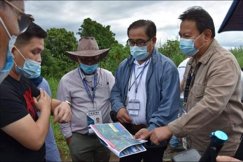 Marawi Transcentral Road Project