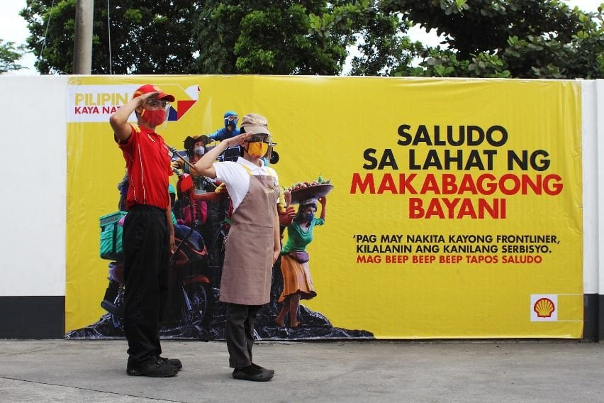 Pilipinas Shell to honor frontliners anew on National Heroes Day