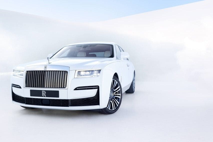The new generation Rolls-Royce Ghost arrives