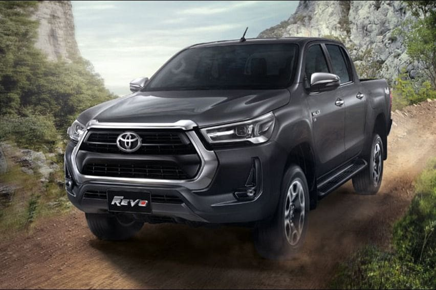 Old against new: 2019/20 vs. 2021 Toyota Hilux