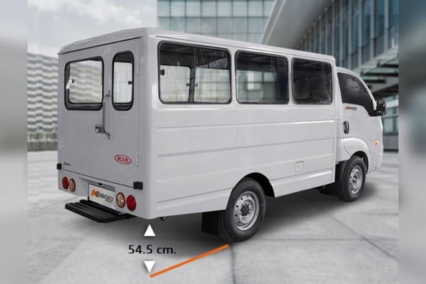 Kia K2500