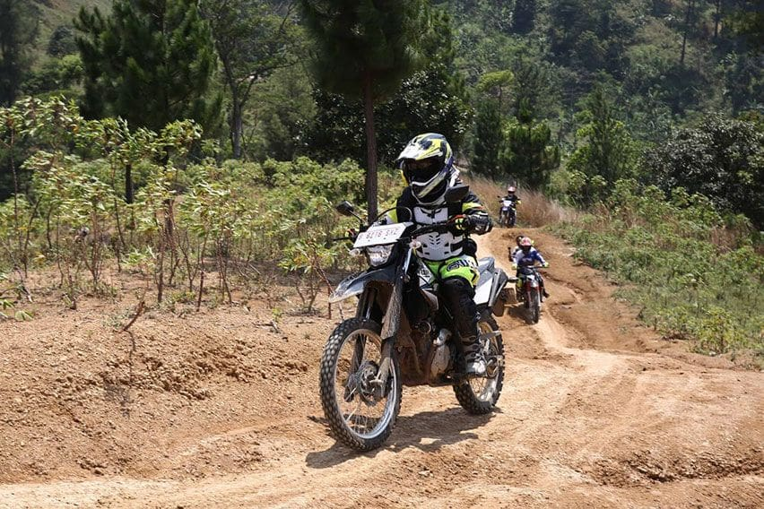 TEST RIDE: Melahap Jalur Off-Road dengan Yamaha WR 155 R (Part 2)