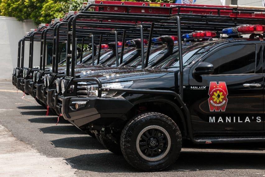 black rhino MPD-SWAT Manila