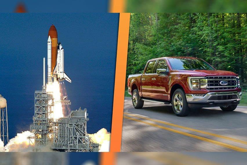 Ini 4 Teknologi Roket NASA yang Digunakan Mobil