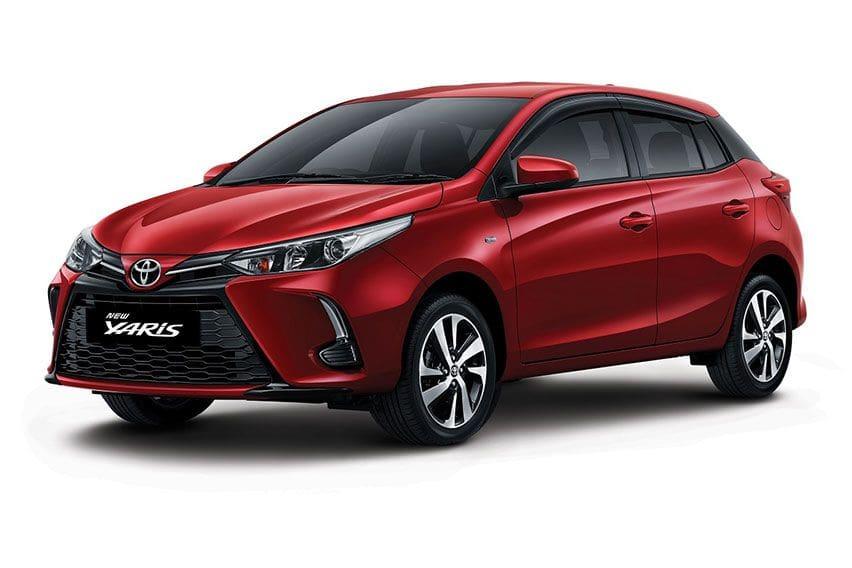 Toyota New Yaris G Type