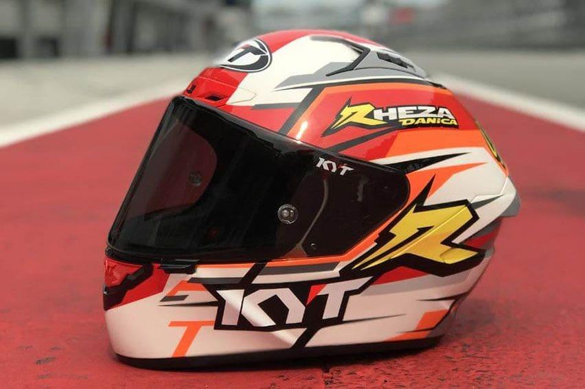 Helm Pembalap AHRT
