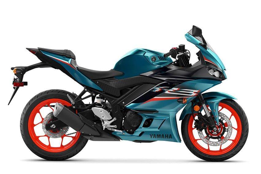 Yamaha YZF-R3 Warna Baru, Mirip NSR250R Repsol