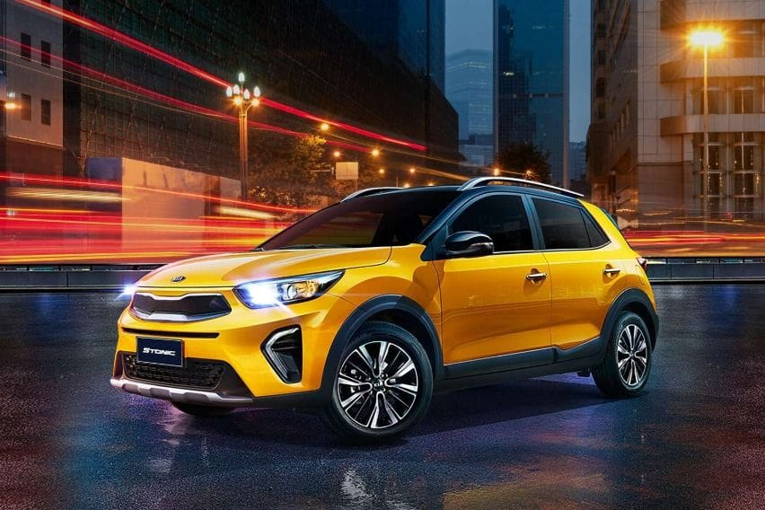 Buy a 2021 Kia Stonic at a discounted early bird rate till October 15!
