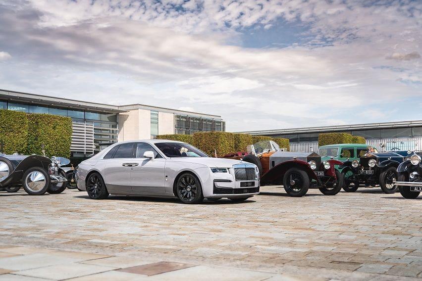 Oldest Rolls-Royce car club introduces new Ghost to ancestors