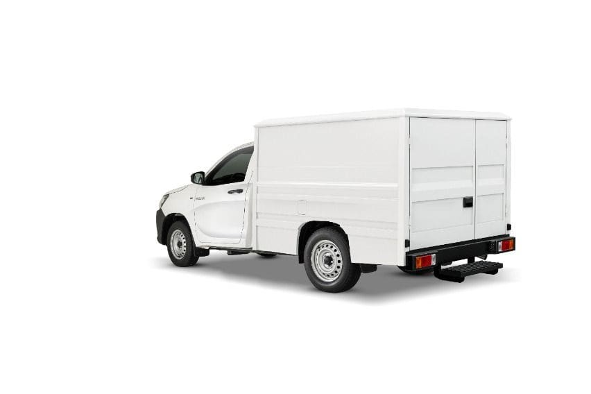 2020 Hilux cargo