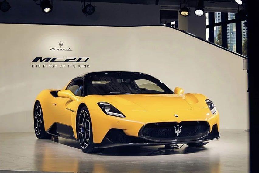 Maserati MC20 Bakal hadir di Indonesia, Harga Mulai Rp 9 Miliar