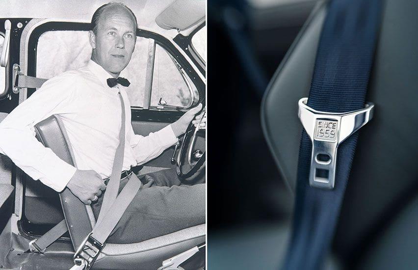 Volvo Seatbelt