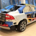 Volvo Side Impact Protection System