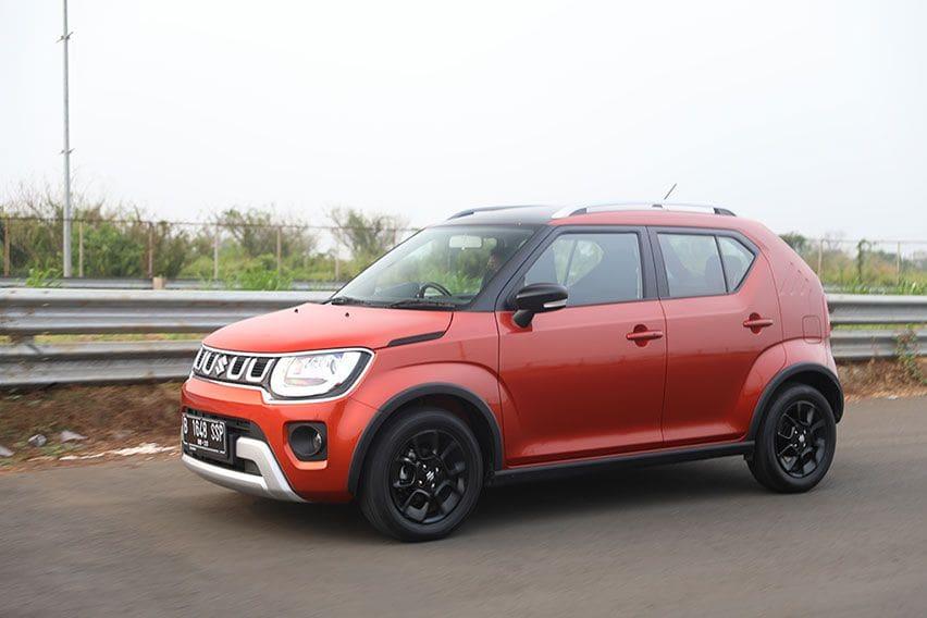 FIRST DRIVE: Suzuki Ignis GX AGS, Performa dan Handling Mengesankan (Part 2)