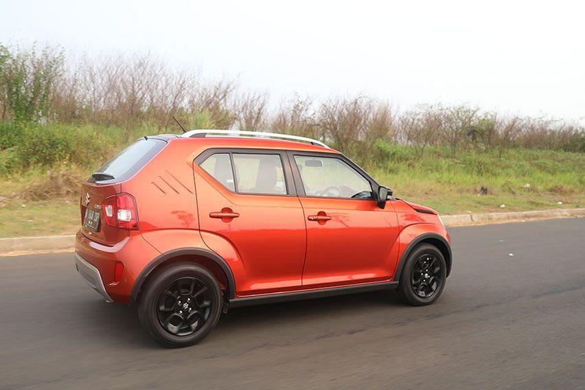Suzuki Ignis GX AGS