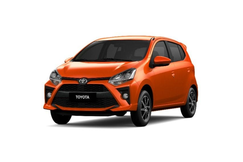 Toyota offers Wigo for as low as below P6k monthly in September promo