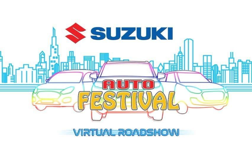 Suzuki PH to hold annual Auto Festival online this year