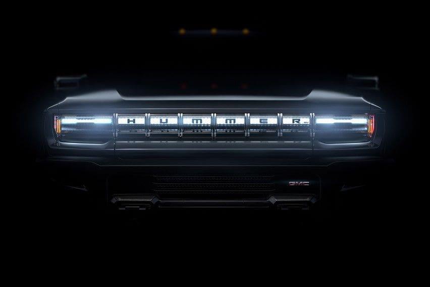 GMC to bare new Hummer EV October 20