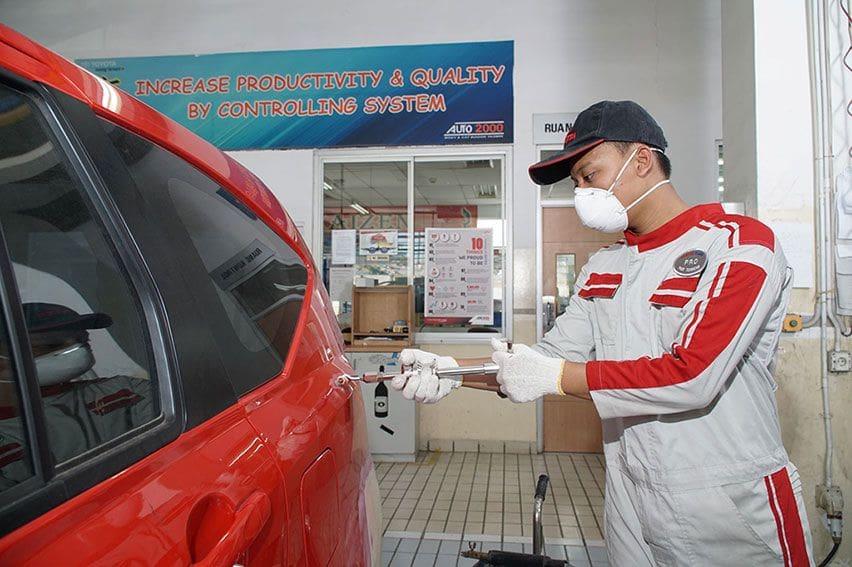Auto2000 repair