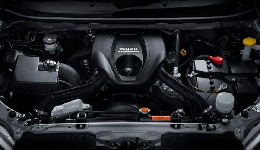 isuzu d-max boondock engine