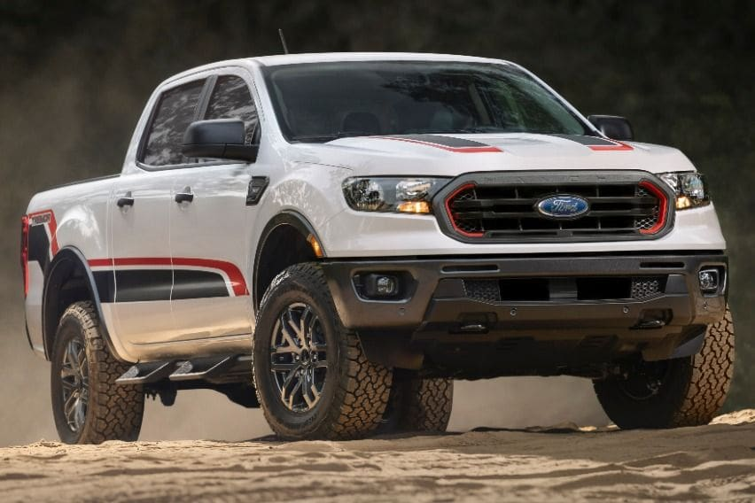 Ford US releases all new off road package for the Ranger