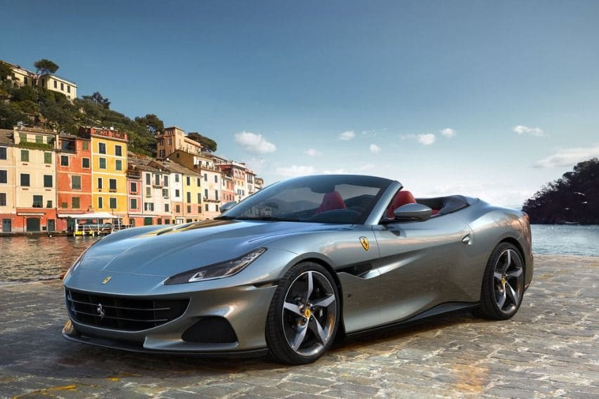Ferrari Portofino now has redesigned powertrain, 8-speed transmission
