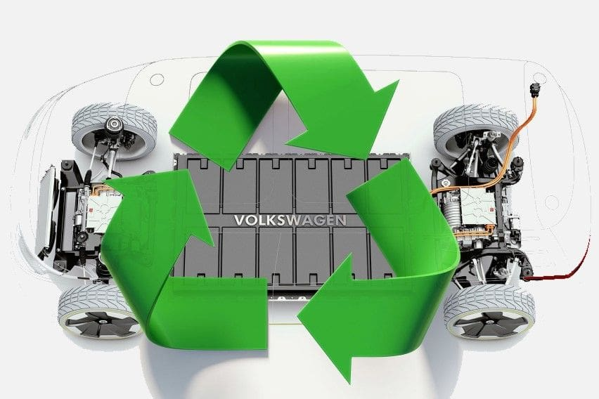 Volkswagen elaborates on battery's role in transportation's future