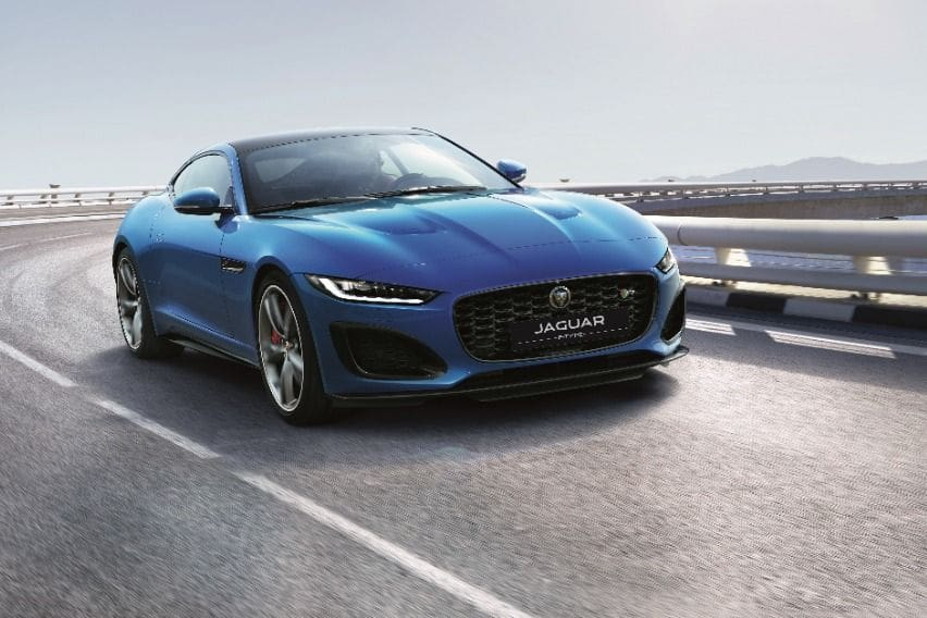 Jaguar brings newest F-Type to PH market